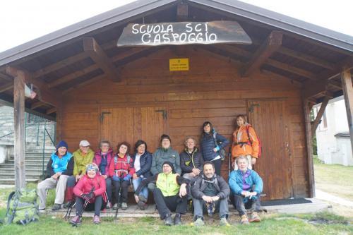 Una domenica spensierata alla Casa Alpina di Caspoggio