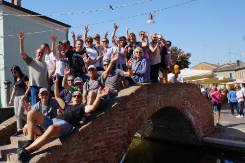Ferrara in bicicletta e la Valle di Comacchio in barca-2
